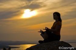 медитация вознесения