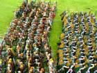 римляне  в бою