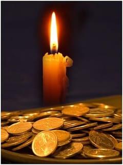 деньги  или  духовность