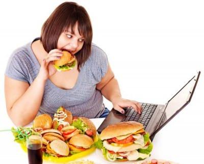 не могут похудеть