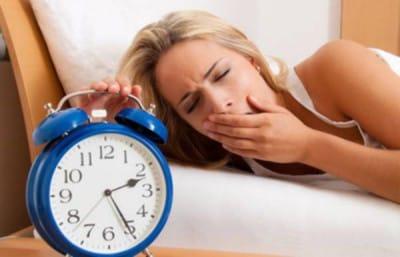 Недосып здоровье человека