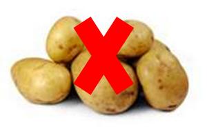 овощи  мешают похудеть