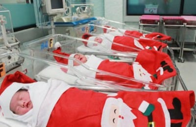 костюмы Санта-Клауса