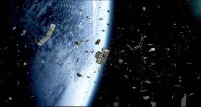 космического мусора
