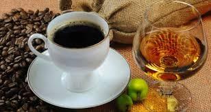алкоголь  кофе