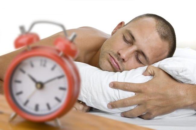 мужчинам спать