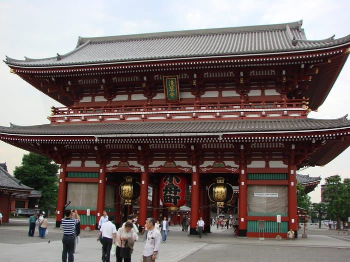 храм Сенсоджи